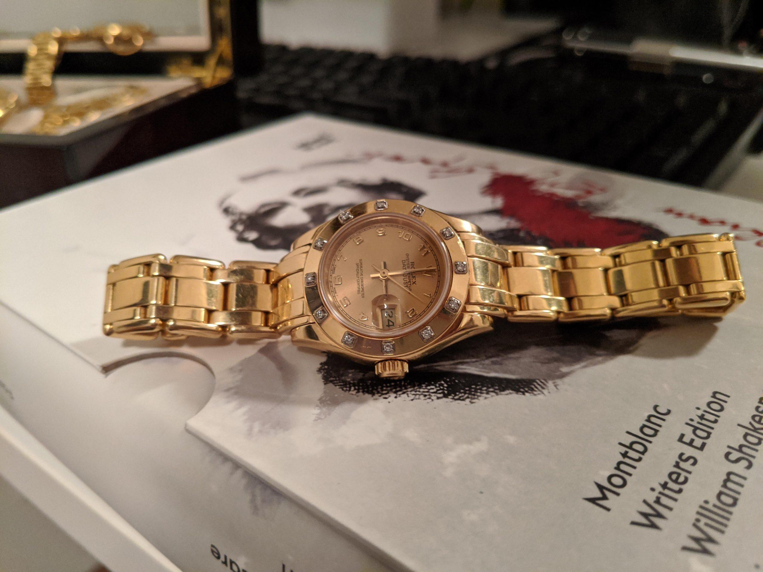 Purchasing A Genuine Rolex Watch