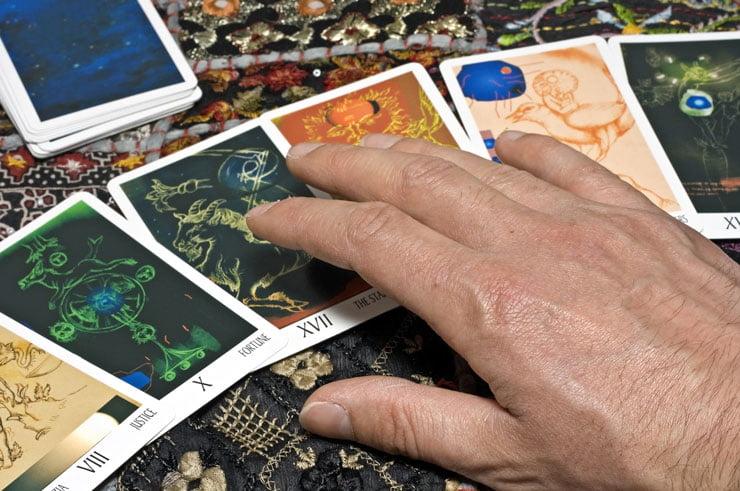 Main Divination Tools Psychic Reader