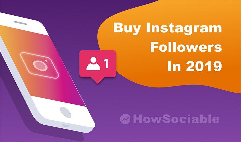 Top 5 Website To Buy Instagram Followers!
